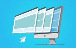 طراحی سایت - قالب متنوع
